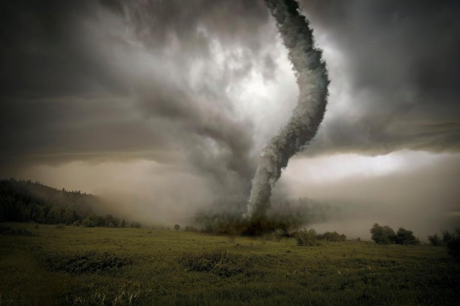 Los tornados, son los fenómenos atmosféricos más catastróficos que se producen en nuestro planeta.