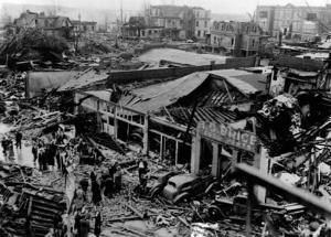 Tornados de Tupelo y Gainesville, 1936