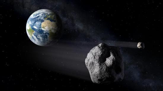 La Teoría extraterrestre apunta a los meteoritos y cometas como posibles fuentes de agua.